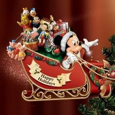 Create the magic of Disney in your home this Christmas with a Mickey Mouse Christmas tree. Here you will find everything you need to decorate...