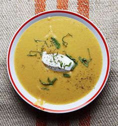 lentils with caraway