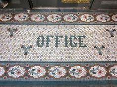 hexagon tile mosaic - Google Search