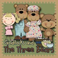 Free Goldilocks & The Three Bears Pack - Over 70 pages of activities plus a 37 page TOT pack - 3Dinosaurs.com