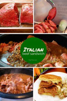 Italian Beef Recipe-