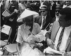 Civil Rights March on Washington, D.C. [Actor Harry Belafonte.], 08/28/1963