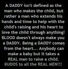 A real Daddy