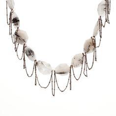 stiff button, boutiques, bead, chain, jeans, sabrina necklac, buttons, necklaces, barbara boutiqu