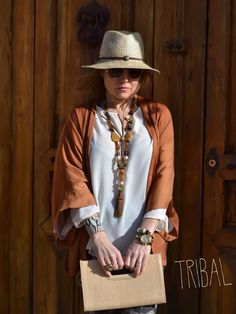 Estilo tribal-étnico moda 2014 | ESTILISMO CON ROMY mujer elegant, con romi, fashion blogger, blogger internacional, estilismo con