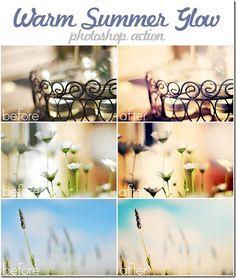 actions photoshop, photographi imag, glow photoshop, glow action, warm summer, photoshop actions, photoshop photographi, summer glow, photoshop edit