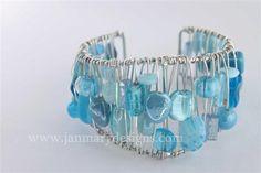 Beautiful wire cuff