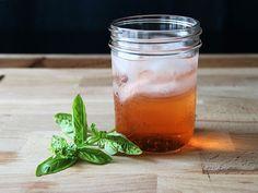 How To Make Drinking Vinegar >> http://blog.diynetwork.com/maderemade/2014/08/22/how-to-make-drinking-vinegar/?soc=pinterest