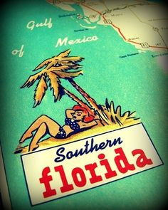 South Florida! The best place to be!!!