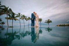 Congrats to the bride and groom! And mahalo to @Anna Kim for this gorgeous picture. @Four Seasons Bridal