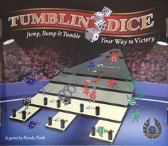 Tumblin' Dice 彈跳骰