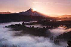 oregon, mountain, new adventures, sunset, sunris