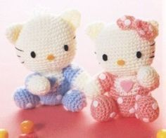 Sanrio Hello Kitty Pattern for Japanese Baby Hello (in english)