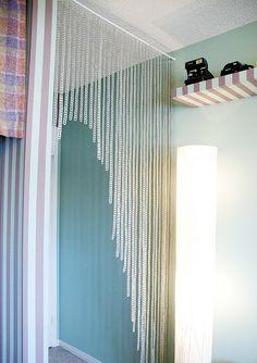 Pop Tab Curtain
