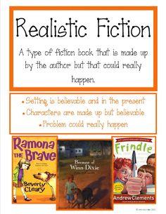 realist fiction