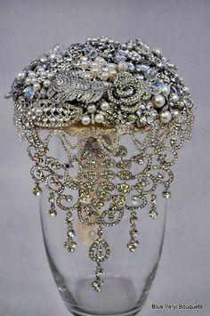 La Splendida by Blue Petyl Bouquets #bridal #bouquet