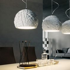 Artic pendant light