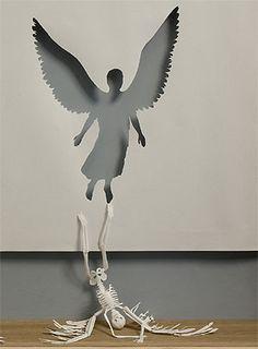 Paper cuts by Peter Callesen