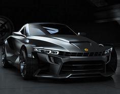 Aspid GT-21 Invictus Super Car