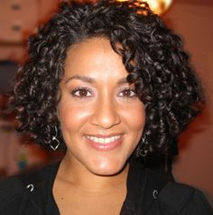 curly hair on Pinterest | Curly Hair Cuts, Tapered Twa and Curly Hair