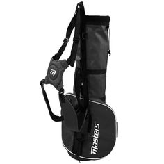 Deluxe Pencil Bag in Black - Ideal for winter golf and travel