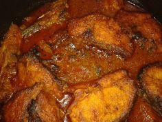 Rohu fish curry Bengali style (Rui Macher jhol).... home made...
