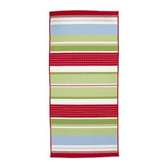 stripe rug. so many places i could use this