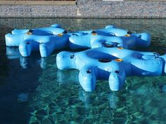 Water Inner Tubes by Fluzzle Tube