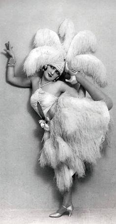 1920's Dancer - @~ Mlle