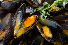 Chef Mark Gray's Dijon Mussels