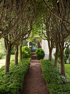 Jon Carloftis Pennsylvania Garden Home - Pennsylvania Garden Design - Country Living