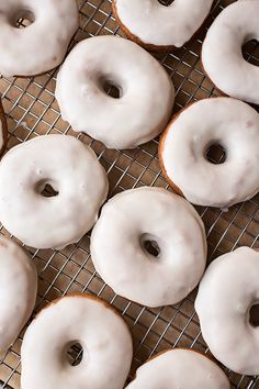 Vanilla Chai Latte Doughnuts / by The Cozy Apron
