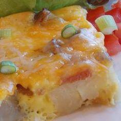 Potato Breakfast Casserole Allrecipes.com