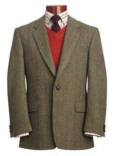 Harris Tweed Jacket.