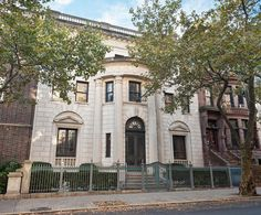 Century-old Brooklyn mansion could shatter price record.