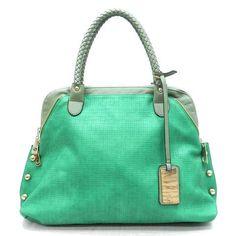 Pree Brulee - Mint Green Handbag
