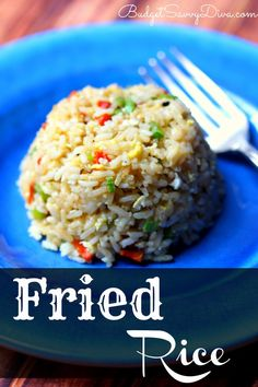 Fried Rice Recipe – Marie Recipe | Budget Savvy Diva