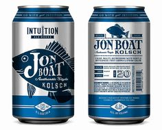 Intuition Ale Cans