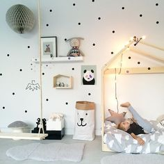 Kids room decor - Be