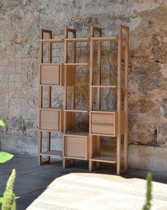 De Pau furniture collection for Les Trois Garçons
