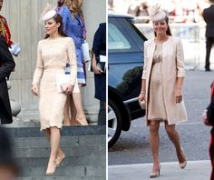 Kate Middleton Returns To Jenny Packham For The Queen's 60th Anniversary Coronation