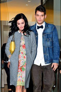 Leaving us guessing: Katy Perry & John Mayer