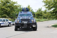 Armored police swat tactical vehicles on pinterest for Department of motor vehicles richmond va