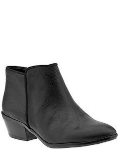 wouldn't something like this be perfect for fall/winter? - Sam Edelman Petty ankle boot