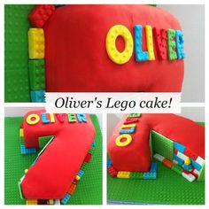 Lego Cake #7