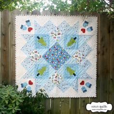 Project 14 in our Gifty Galore Quilt Along is now available! Click through for more details. #GG14