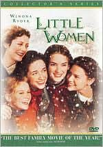 Little Women. I loved all three movie versions of my favorite book.