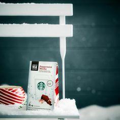 Starbucks VIA® Peppermint Mocha. $6.95 at StarbucksStore.com