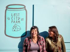 Lost City Farm is a one-acre urban vegetable and flower farm in the midtown neighborhood of Reno, Nevada created by two young women. Visit them at 512 South Center Street every Wednesday for fresh, local produce.