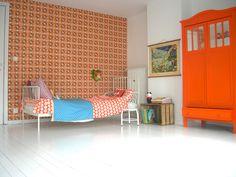 Kamer 1 by Ik ben Vink, via Flickr
